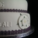 10 Year Blessing Cake