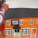 The Horse & Jockey Pub from Manton in cake form!