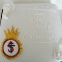 Salvation Army golden wedding anniversary